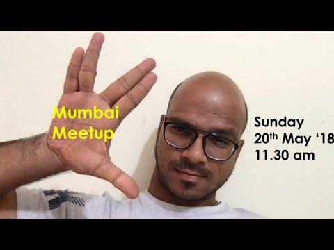 Mumbai Meetup | Matunga | Sunday |  11.30 am
