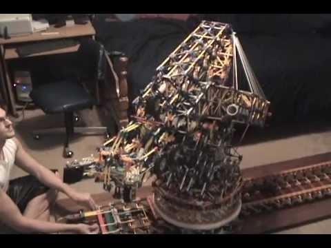 big k'nex robot