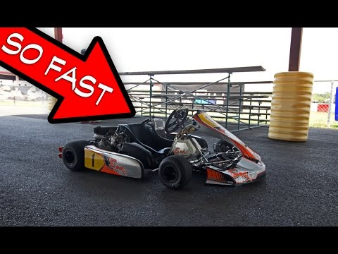 FASTEST GO KART EVER!!