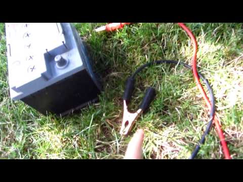 Testing a 125 Amp Jumper Cable (Not enough!)
