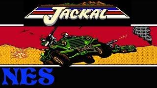 เกมเก่า'90   รถจี๊ป Jackal   ปี 1986 NES   ดักแก่เกมมิ่ง