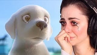 Download Reacting to the SADDEST animations - TRY NOT TO CRY CHALLENGE Video
