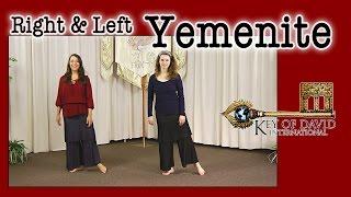 How to Dance the Yemenite [Right & Left]