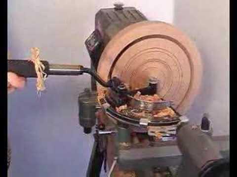 Woodcut Bowlsaver