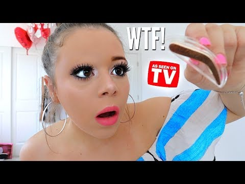 5 Weird 'As Seen On TV' Products Put To The Test!