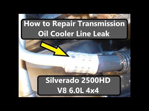 Transmission Cooler Line Leak Repair Youpak Com