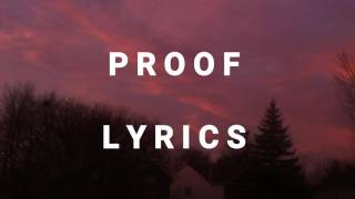I Am Kloot / Proof / Lyrics