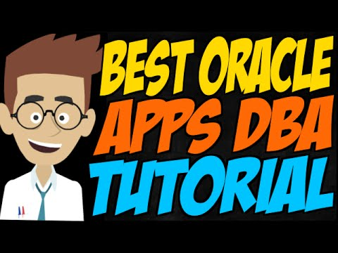 Best Oracle Apps DBA Tutorial