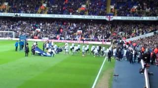 Spurs v Villa Last Match 2013 14