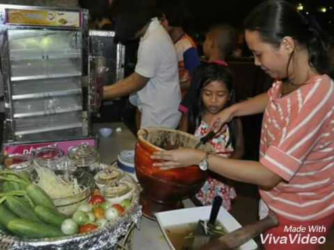 How to make (Som tam ) thai papaya salad