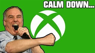 No, Microsoft Is Not Going To Announce A Next Gen Xbox At Gamescom