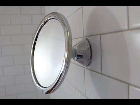 Best fogless shower mirror #ShowerMirror