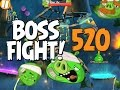 Download  Angry Birds 2 Boss Fight 69! King Pig Level 520 Walkthrough - iOS, Android, iPad MP3,3GP,MP4