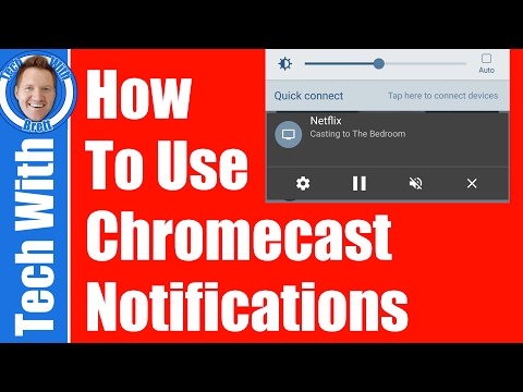 How To Use Chromecast Notifications on Android | Chromecast 101