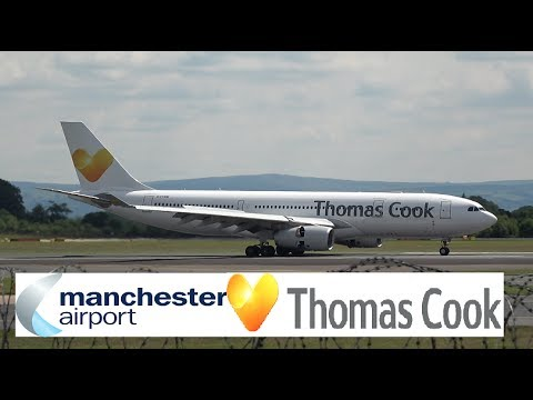 Thomas Cook Airlines Flight 2853 (New York-JFK to Manchester)