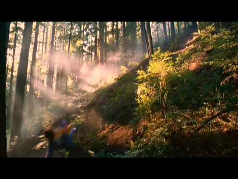 Hot Rod forest dance scene
