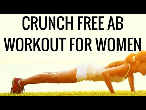 Crunch free core workout for women - Christina Carlyle