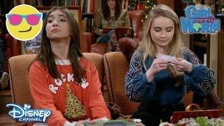 Girl Meets World | Secret Santa | Official Disney Channel UK