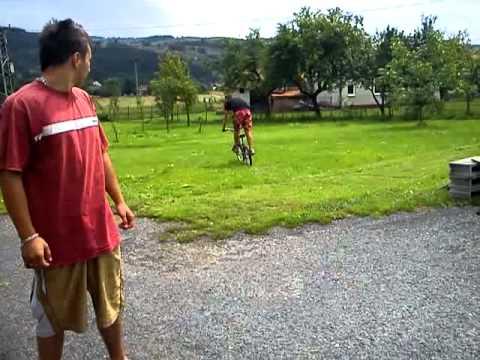 Bicycle Motocross Krivec