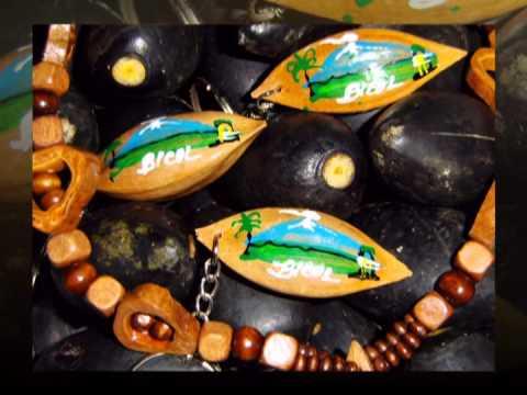 Pili Nut Jewelry designed by Angels sunshine Pilli Association of Sorsogon