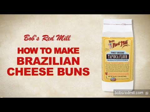 Tapioca Flour | Brazilian Cheese Buns Recipe | Bob's Red Mill
