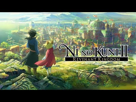 [Blind] Ni No Kuni 2- Our Little Kingdom! ( No Higgledies run) #2