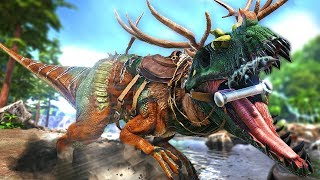 Download INCREDIBLE NEW Dinosaurs you can Tame and Enconter in Your ARK Adventures! Video
