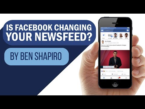 Facebook's Newsfeed Changes (And How To Keep Seeing Your Favorite Content)