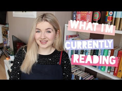 What I'm Currently Reading | March 2018