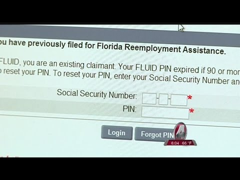 Relief for Florida's unemployed may not be immediate