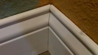 A Simple Trick to Install Baseboard Corners Perfectly