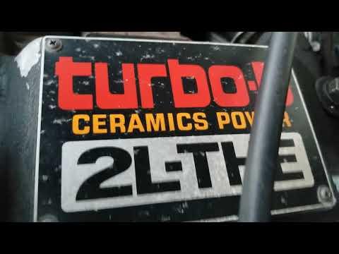 FOR SALE: Toyota Crown 1986 , LS120, turbo diesel 2LT-E