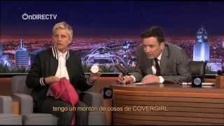 The Tonight Show Starring Jimmy Fallon | Ellen DeGeneres - OnDIRECTV