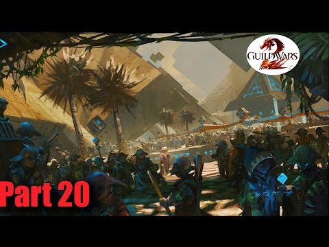 Let's Play Guild Wars 2  - The Personal Story | Part 20, Kudu