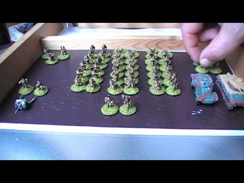 Midweekender 1: 15mm French for Bolt Action or Chain of Command