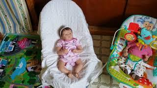 Reborn Baby Doll Nursery Tour