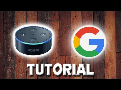 How to install the Google search skill for Alexa (Tutorial)