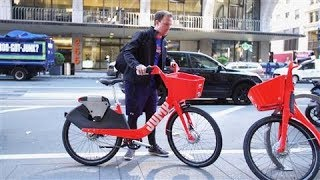Uber for Bikes Could Save Your Commute