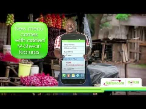 Safaricom MPESA UPGRADE TVC