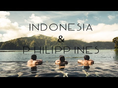 TRIP TO INDONESIA & PHILIPPINES 2017 | Traveling Bali, Lombok, and Boracay
