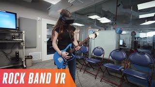 How Harmonix remade Rock Band for virtual reality