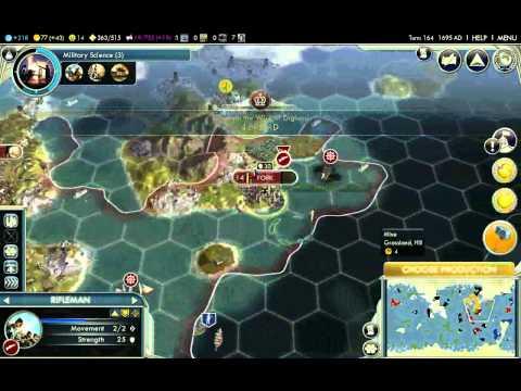 MrBoy's Civilization V Playthrough 2: Oil! part 6