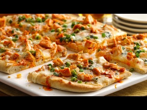 Chicken Bread Pizza Recipe | Kids Recipe For Lunch | Easy To Make Pizza Recipe
