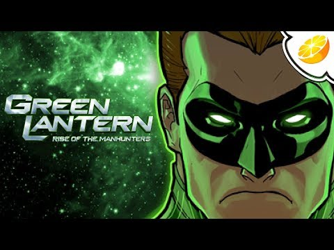 Citra Emulator Canary 451 | Green Lantern: Rise of the Manhunters 3D (GPU Shaders, Bad Sound) | 3DS