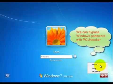 How to Bypass Windows 7 Password without Resetting the Old Password