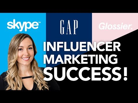 How To Run Influencer Marketing Campaigns - Successful Examples