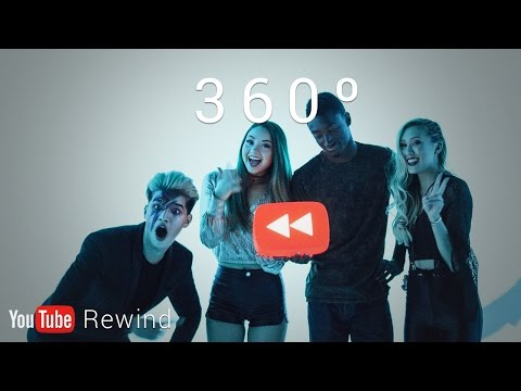 watch YouTube Rewind 2016: Unboxing the Cube in 360° #YouTubeRewind