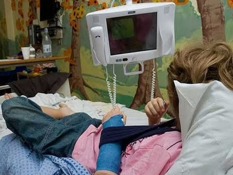 Poorly Nhs Patients Charged £10 Per Day Just To Watch Tv From Their Hospital Bed
