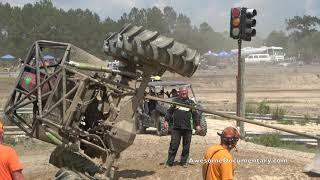 Mega Trucks Gone Wild - Taylor County Boondocks - Mud Truck Races