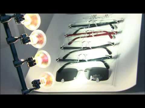 11º17 UK ▶  Silhouette Eyewear Handling with frames  Algunos modelos